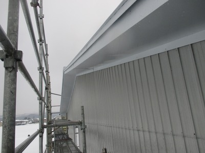 新潟県三条市の屋根外壁塗装リフォーム専門店遠藤組 屋根 ガルバリウム鋼板