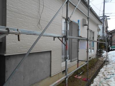 新潟県三条市の屋根外壁塗装リフォーム専門店遠藤組 金属サイディングはる一番