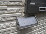新潟県三条市の屋根外壁塗装リフォーム専門店遠藤組 サッシ下の伝い水防止水切り サッシ下外壁の水アカ、汚れを防ぐ