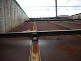 新潟県三条市N様邸車庫屋根張替えリフォーム