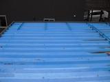新潟 屋根リフォーム 外壁、屋根、塗装《遠藤組》 プレハブ屋根カバー工事