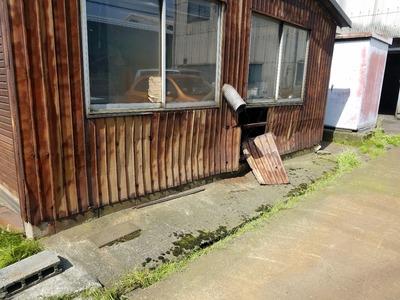 新潟県三条市の 屋根 外壁 塗装 リフォーム専門店 遠藤組 外壁修理