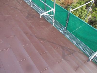 新潟県三条市の屋根外壁塗装専門店 屋根工事施工画像 リフォーム遠藤組
