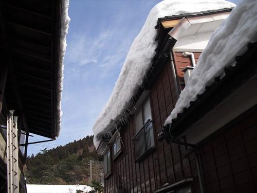 新潟県三条市屋根外壁塗装リフォーム専門店遠藤組 軒先の修理