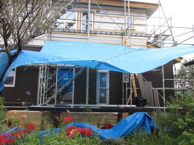 新潟県三条市の建築板金店 屋根 外壁 雨樋 遠藤板金工業有限会社