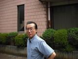 マサキ設計 代表 一級建築士の笠原寿男氏です。