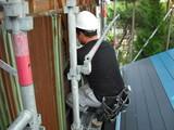 料亭S様外壁張替え工事開始 新潟県三条市リフォーム専門店