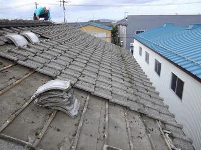 新潟三条屋根外壁塗装リフォーム専門店《遠藤組》屋根葺き替え工事