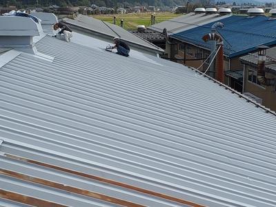 新潟県三条市の屋根外壁塗装リフォーム専門店 リフォーム遠藤組(遠藤板金工業)