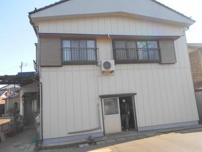新潟県三条市の屋根外壁塗装リフォーム専門店遠藤組 昨日の現場