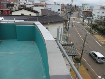 新潟県三条市の屋根外壁塗装リフォーム専門店遠藤組 笠木のリフォーム