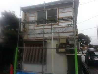 新潟県三条市の屋根外壁リフォーム専門店《遠藤組》外壁工事、アイジーサイディング銘壁