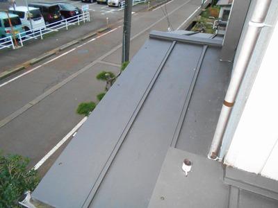新潟県三条市の屋根外壁塗装リフォーム専門店遠藤組 屋根瓦棒葺カラーGL