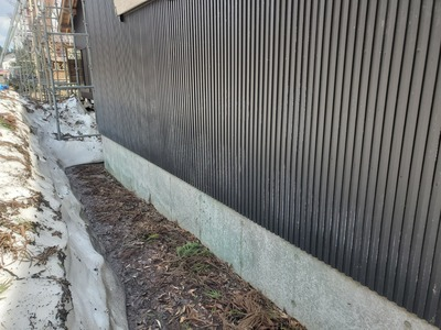 新潟県三条市の屋根外壁塗装リフォーム専門店遠藤組 外壁に白錆び?
