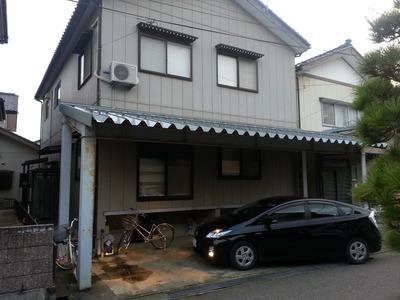 新潟県三条市の屋根外壁雨といリフォーム専門店《遠藤板金工業》ハゼ折板に葺き替え