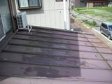 新潟 三条市T様邸屋根ガルバリウム鋼板リフォーム