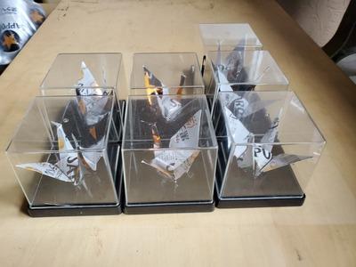 新潟県三条市の屋根外壁専門店 遠藤板金工業 アルミ缶クラフト『折鶴』