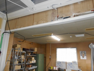 新潟県三条市の屋根外壁塗装リフォーム専門店 遠藤組 工場増築取り合い部の納め