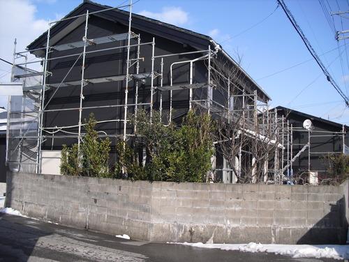 新潟県三条市屋根外壁塗装リフォーム専門店遠藤組 外装リフォーム
