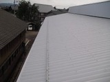 新潟県三条市屋根外壁塗装リフォーム専門店遠藤組 スレート屋根のカバー工事
