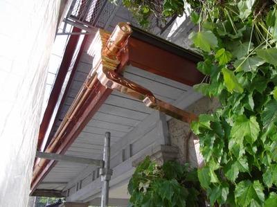 新潟県三条市の屋根外壁雨樋《遠藤組》