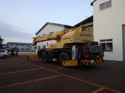 燕市のO製作所様の屋根工事開始です