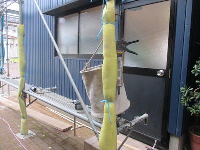 新潟県三条市の屋根外壁塗装リフォーム専門店遠藤組 角波カラーGL0.35逆押し成型品