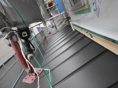 新潟県三条市の屋根外壁塗装リフォーム専門店遠藤組 住宅屋根工事