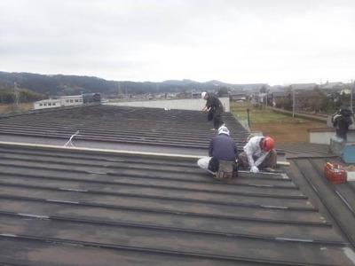 新潟県三条市の屋根外壁塗装リフォーム専門店《遠藤組》ニュールーフ