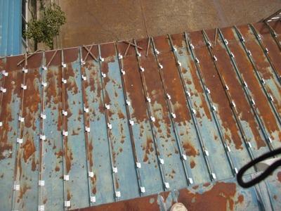 新潟県三条市の屋根外壁塗装リフォーム専門店遠藤組 屋根カバー工事