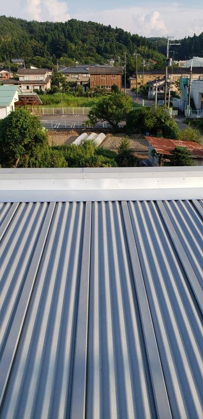 新潟県三条市の屋根外壁雨樋リフォーム専門店 遠藤板金工業有限会社 雨漏り修理