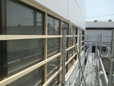 新潟県三条市の屋根外壁塗装リフォーム専門店遠藤組 時にはこんな工事も