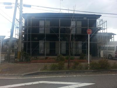新潟県三条市の屋根外壁雨といリフォーム専門店《遠藤組》遠藤板金工業有限会社 外壁カバー工事