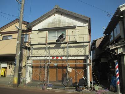 新潟県三条市の屋根外壁塗装リフォーム専門店遠藤組外壁リフォーム工事