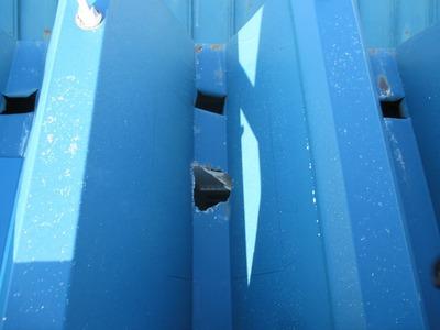 新潟県三条市の屋根外壁塗装リフォーム専門店遠藤組 折板屋根穴修理