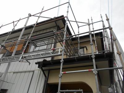 新潟県三条市の屋根外壁塗装リフォーム専門店遠藤組 三条市屋根、雨樋、軒裏リフォーム工事