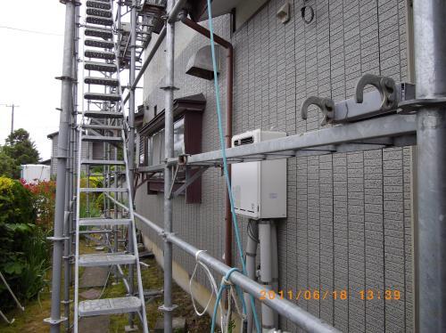 新潟 屋根外壁塗装リフォーム専門店《遠藤組》 外壁サイディング工事