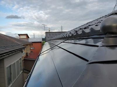 新潟県三条市の屋根外壁塗装リフォーム専門店「遠藤組」I様邸屋根外壁塗装工事