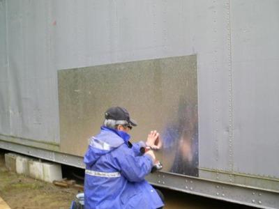 新潟県三条市の屋根外壁リフォーム専門店《遠藤組》修理仕事