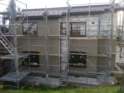 新潟県三条市の屋根外壁工事専門店 遠藤板金工業(有)金属サイディング