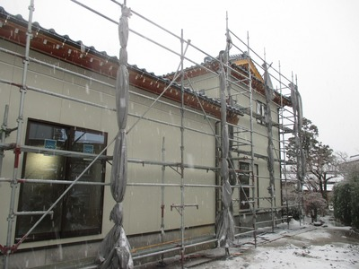新潟県三条市の建築板金店 遠藤板金工業(有) 外壁防火サイディング3×10板