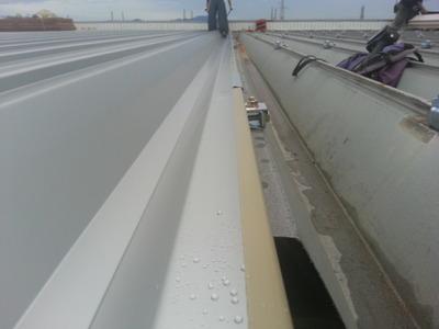 新潟県三条市の屋根外壁リフォーム専門店《遠藤組》ハゼ折板1形