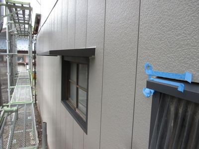 新潟県三条市の屋根外壁塗装リフォーム専門店 遠藤組 外壁IG銘壁スタッコ柄