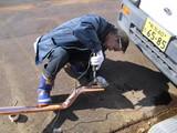 銅版雨樋点検修理  新潟県三条市屋根外壁塗装リフォーム専門店 遠藤組