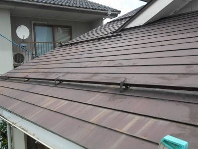 新潟県三条市の屋根外壁塗装リフォーム専門店 遠藤組 屋根塗装工事