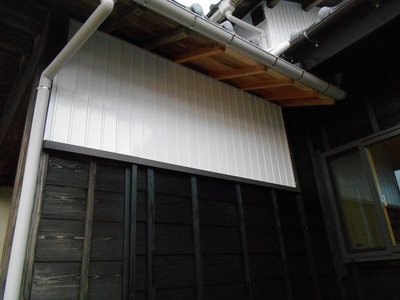 新潟県三条市の屋根外壁塗装リフォーム専門店 角波 カラーGL