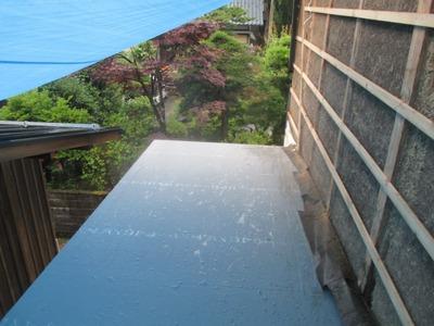 新潟県三条市の屋根外壁塗装リフォーム専門店遠藤具組 瓦棒葺カラーGL0.35