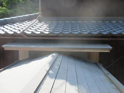 新潟県三条市の屋根外壁リフォーム専門店遠藤組 建築板金工事
