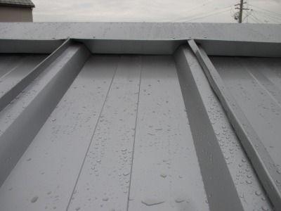 新潟県三条市の屋根外壁塗装リフォーム専門店遠藤組 SV−4でカバー工事