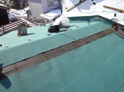 新潟県三条市の屋根外壁塗装リフォーム専門店《遠藤組》屋根葺き替え工事